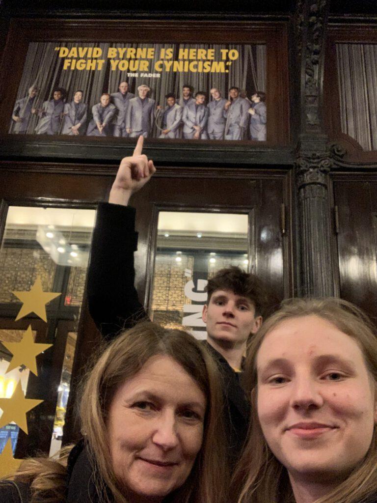 Broadway v New Yorku