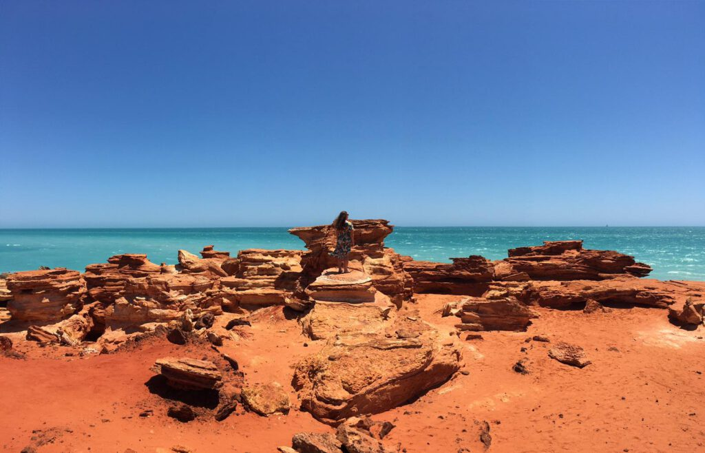 Kalbarri National Park v Austrálii